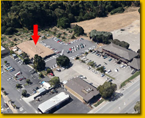 Aerial view of MCSC
